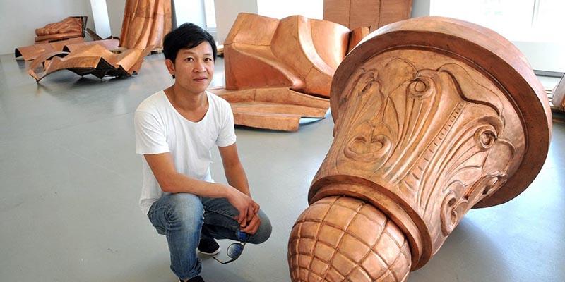 Bergh Stoop & Sanders assists Danh Vo and gallery Bortolozzi